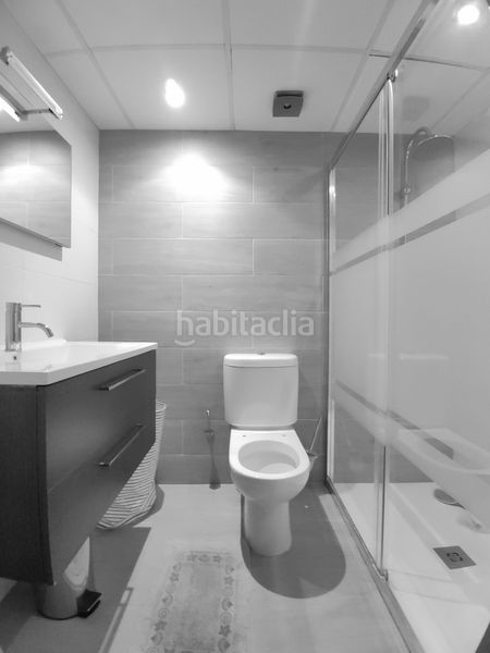 Baño-2 completo con ducha. Towny house with fireplace heating parking pool in Morell (El)