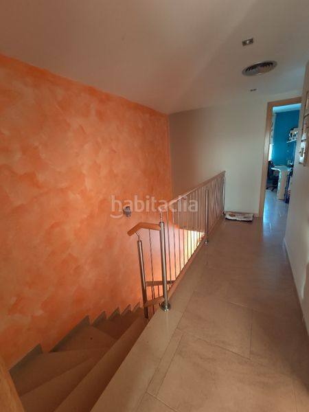 Escalera. Towny house with fireplace heating parking pool in Morell (El)