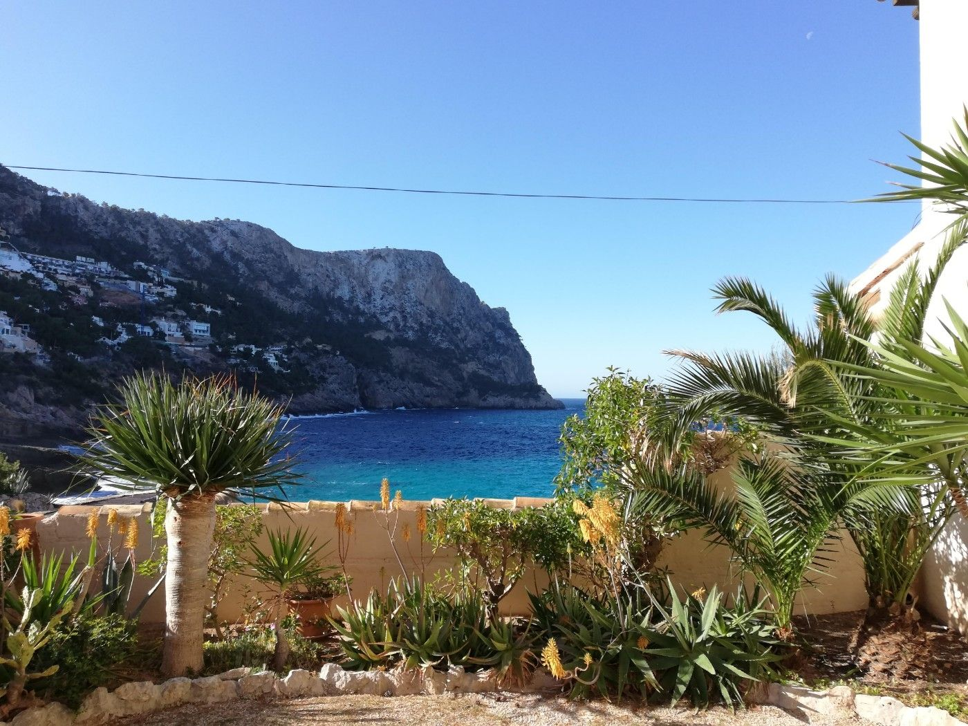 Appartement in Port D´Andratx. En planta baja con vistas al mar