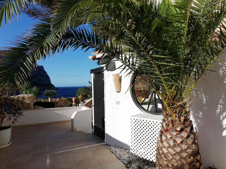 Appartement in Port D´Andratx. En planta baja con vistas al mar