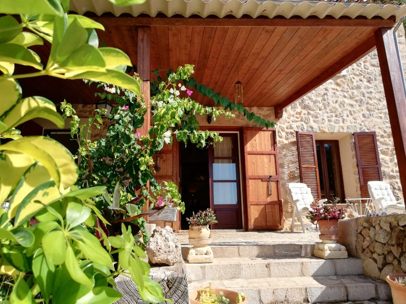 Casa in Bunyola. Vistas espectuales