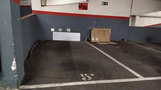 Car parking  Carrer ancianitat. Plaza parking facil acceso