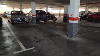 Car parking  Carrer doctor ferran. Plaza parking amplia y accesible