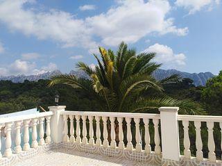Casa  Serra alta. Con magníficas vistas