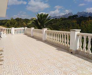 Maison  Serra alta. Con magníficas vistas