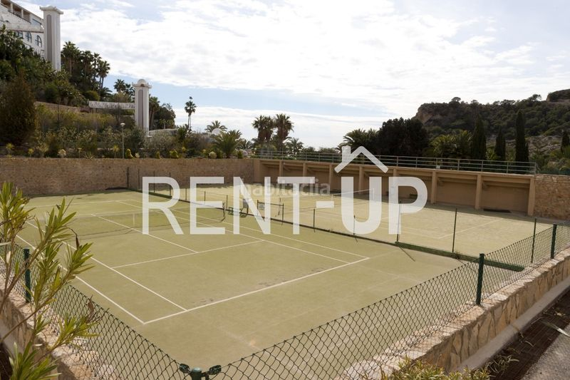 Zonas comunes. Appartement mit heizung pool in Poble Nou-Montiboli Vila Joiosa (la)