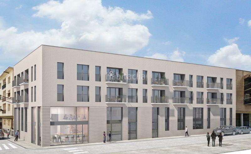 Edificio viviendas de obra nueva en Badal Barcelona BEGUR 32