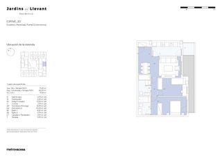 Appartement Mèxic. Nouvelle construction