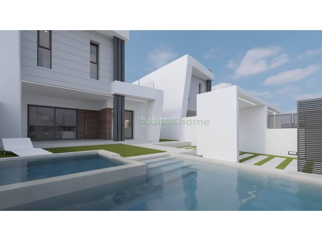 Xalet en Dolores. Villas independientes con piscina en dolores