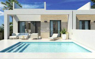 Casa Daya Nueva. Obra nueva - modernas villas adosadas - zona rojales - costa bla