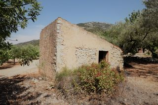 Rural plot in Freginals. 3002-casita de campo reformar