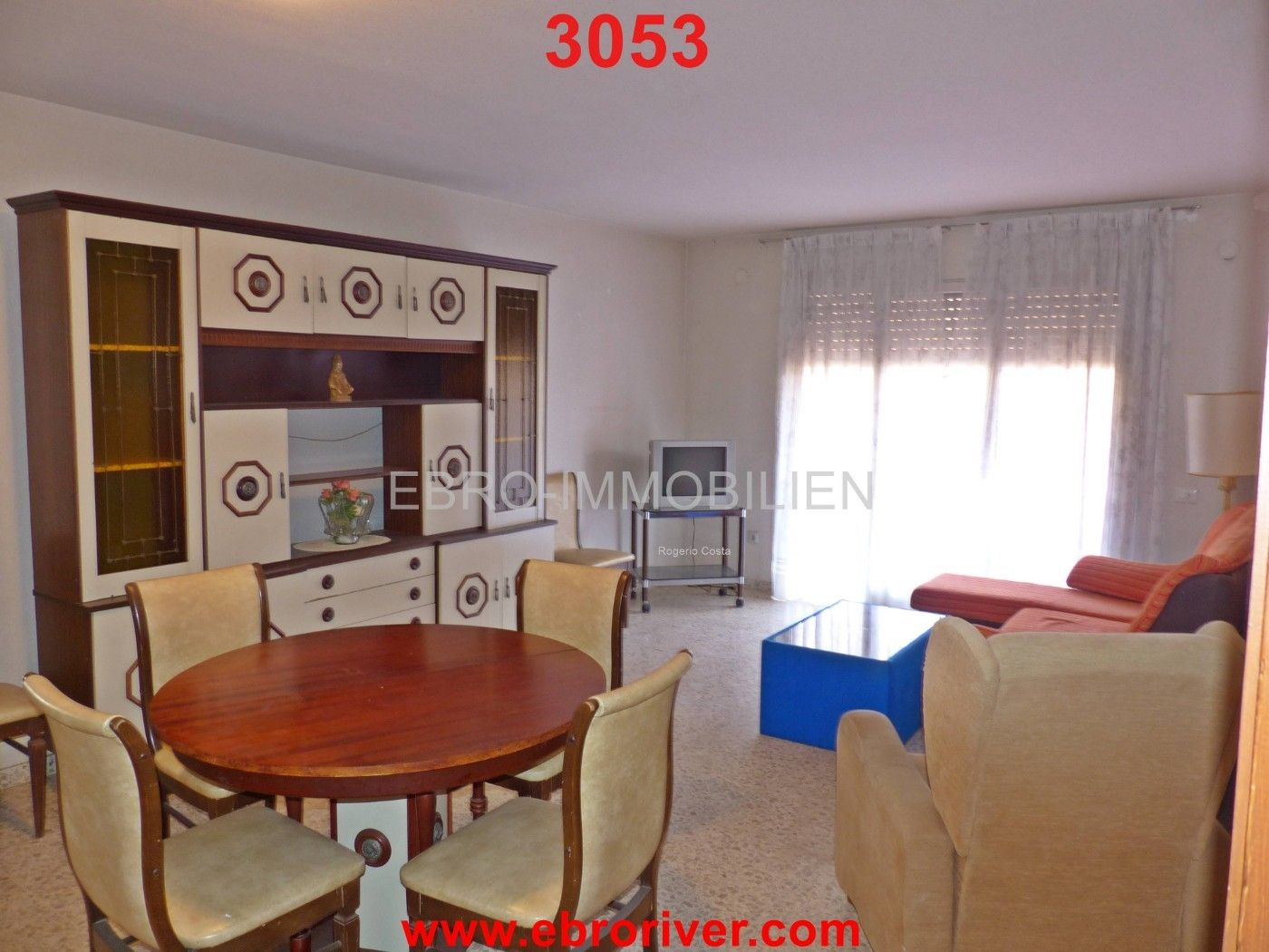 Apartment in Tortosa. 3053- piso en temple