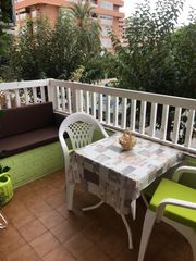 Location Appartement  Avenida mare nostrum. Piso con terraza.