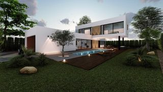 House in Valenti almirall, 39. Nueva construccion