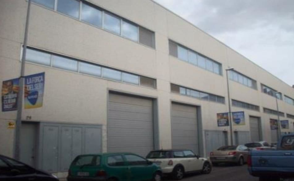 Nau industrial en Carrer alcala galiano, 23. 6 naves en venta