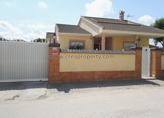 Chalet en Los Alcázares. Chalet en venta en urbanización bahía bella de los alcázares (mu