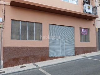 Local Comercial en Xixona