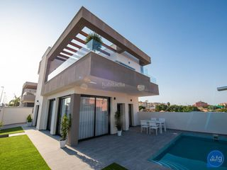 Casa in Montesinos (Los). Premium class villa  with private pool in los montesinos