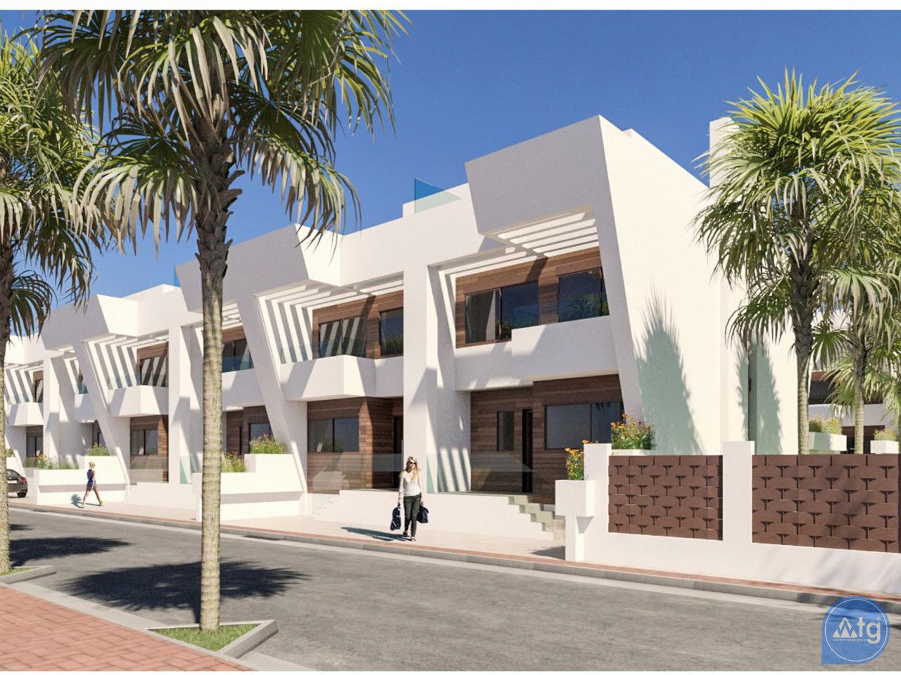 Piano terra in Centro. New duplex in sant joan d'alacant, costa blanca, spain - ahs1191