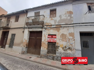 Maison  Calle ximen d´urrea. Casa para derribar en silla