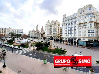 Etagenwohnung  Plaza ayuntamiento. Piso plaza del ayuntamiento