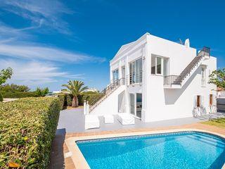 Maison  Cala blanca. Vista mar y licencia turística