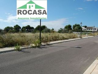 Residential Plot in Rocafort. Solar en rocafort