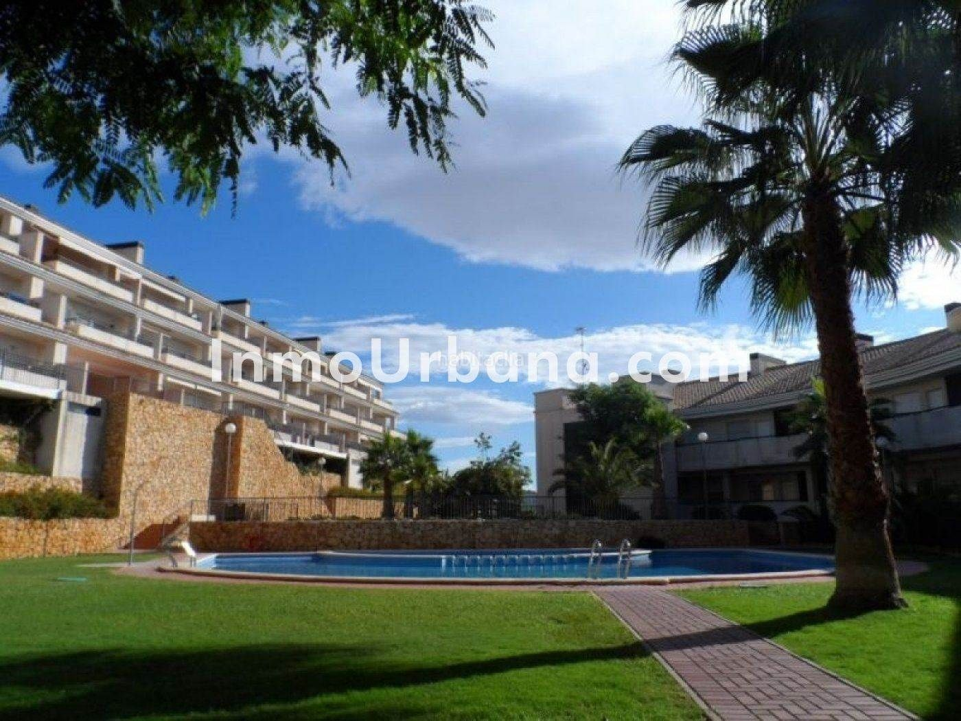 Appartement à Monforte del Cid. Apartamento en venta, alenda golf, con piscina, plaza de parking