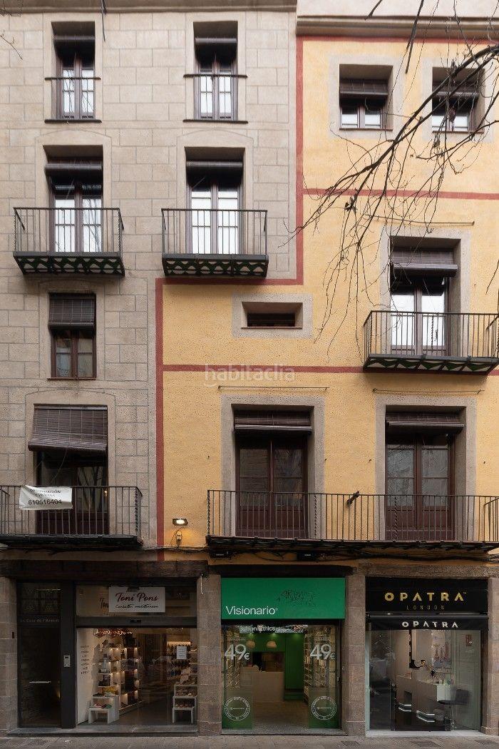 Obra nueva Barcelona