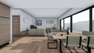 Appartement  Carrer ramon turro. Obra nueva