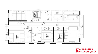 Appartement  Carrer ramon turro. Obra nueva. Immobilier neuf