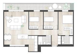 Appartement  Carretera santa coloma. Obra nueva. Immobilier neuf