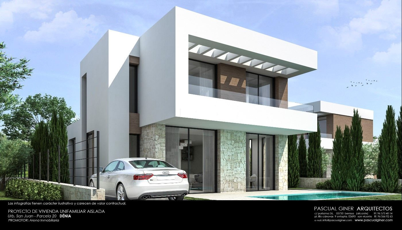 SAN JUAN DESIGN QUALITY HOUSES DENIA