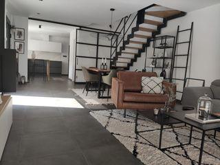 Semi detached house  Eixample. Obra nueva