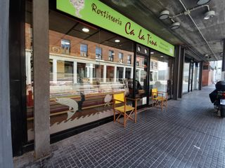 Local Comercial  Carrer elies rogent. Totalmente equipado