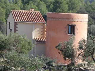 Country house in Useres (les)