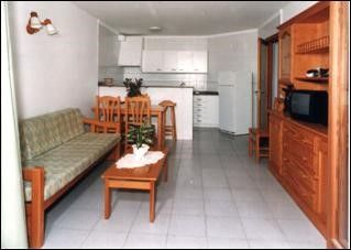 Appartement  Bonanza. Piso en colonia sant jordi