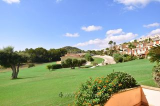 Casa adossada  Golf vall d´or. Golf vall d'or mallorca. casa pareada duplex