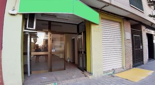 Location Local commercial  Avenida blasco ibañez