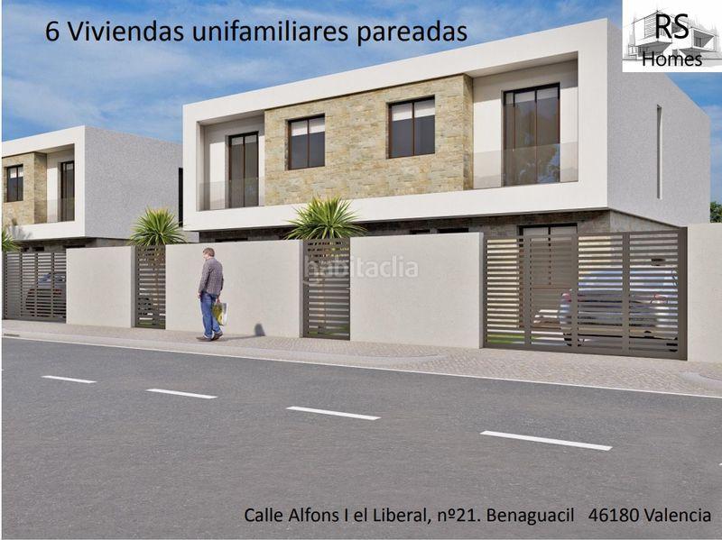 Palazzo di appartamenti di nuova costruzione a   Benaguasil Topairet Benaguasil