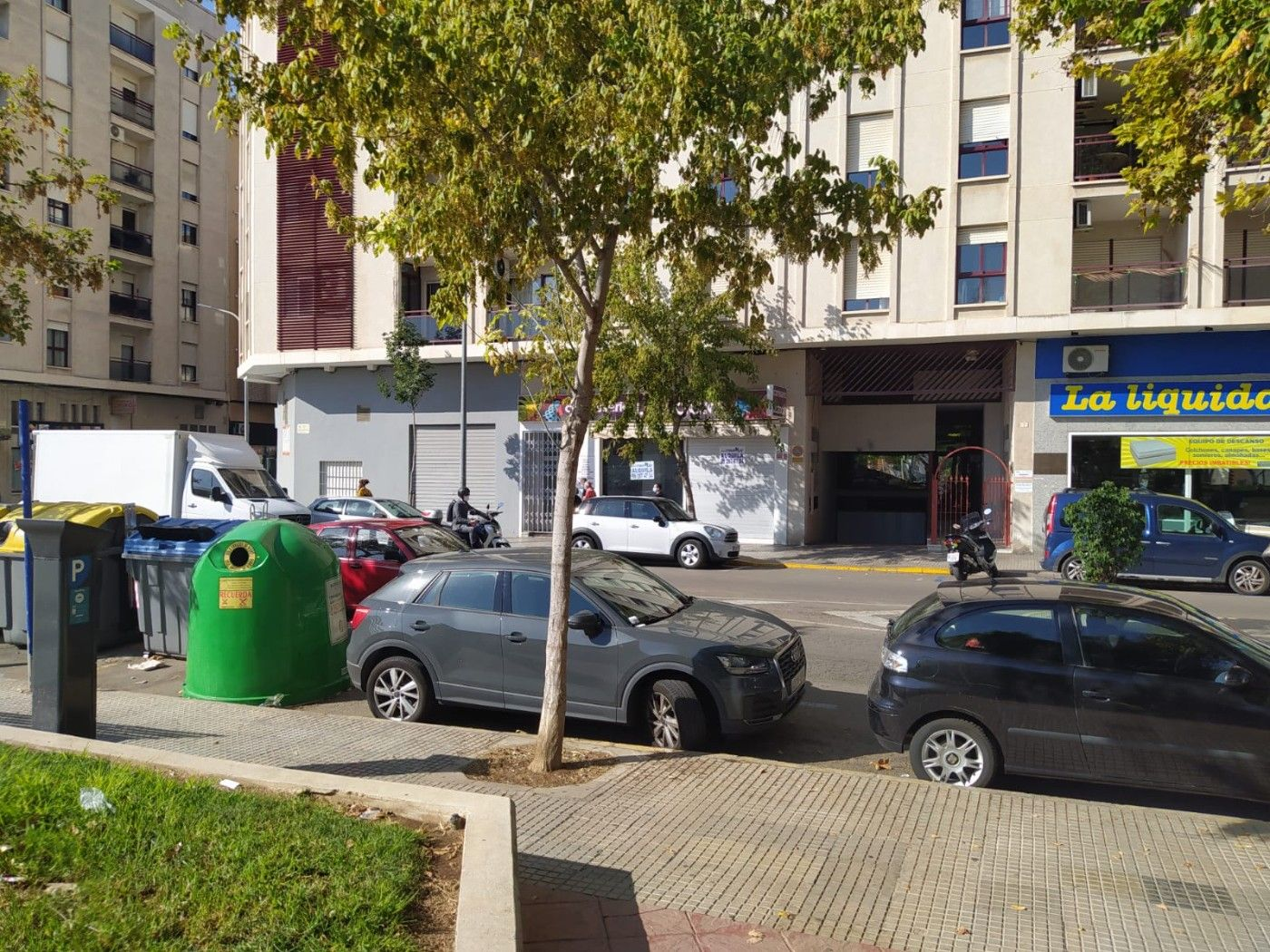 Location Local commercial  Pz parc de l´estacio. Alquiler local gandia