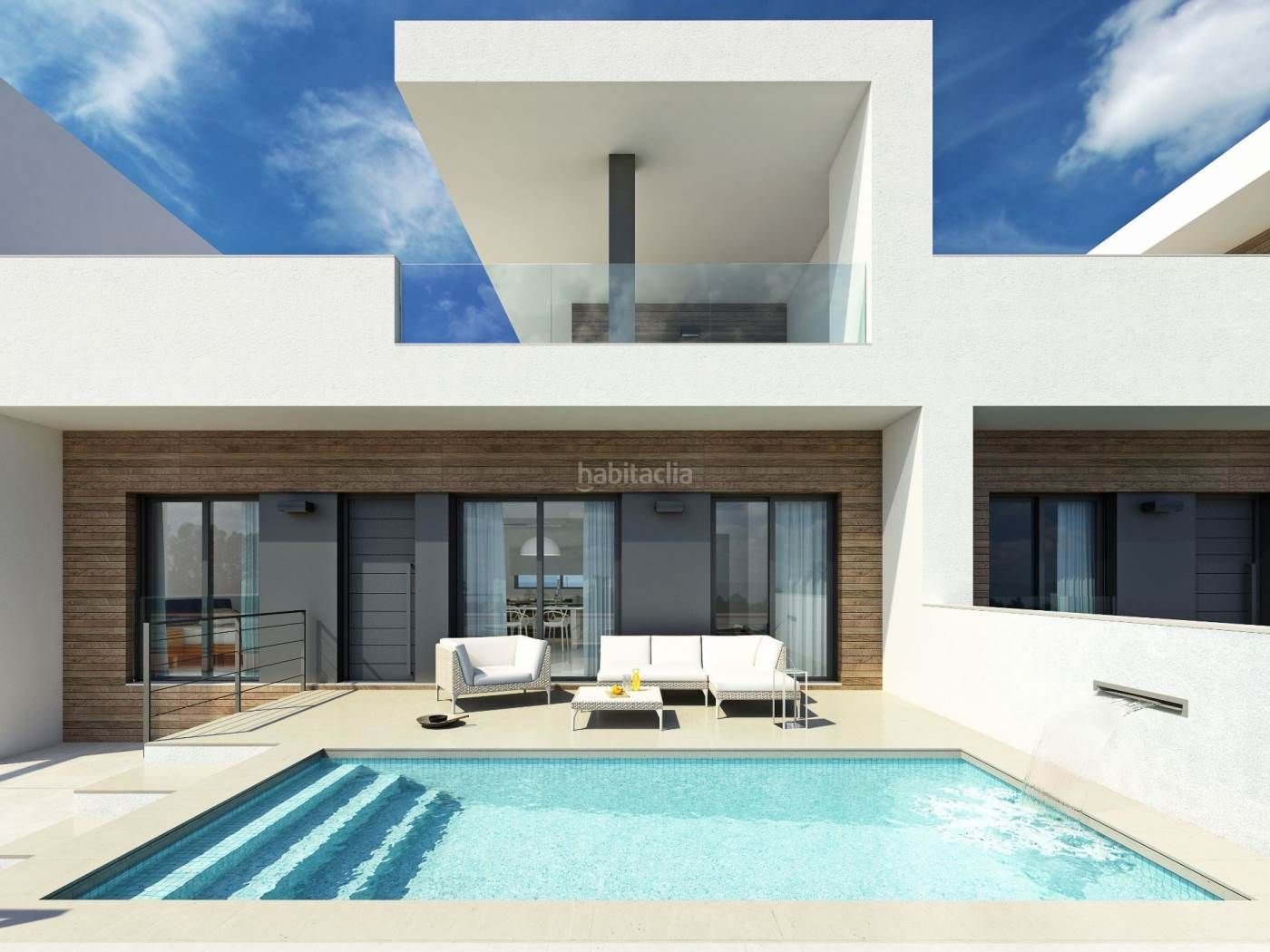 Semi detached house in Formentera del Segura. Casa en formentera del segura