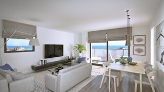 Appartement  Carrer balmes. Obra nueva