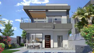Casa Montesinos (Los). Casa con 3 habitaciones, parking, piscina, calefacción, aire aco