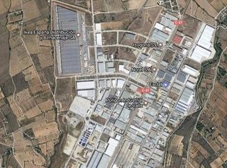 Solar industrial en Carrer sabaters, 100. Parcela industrial venta valls