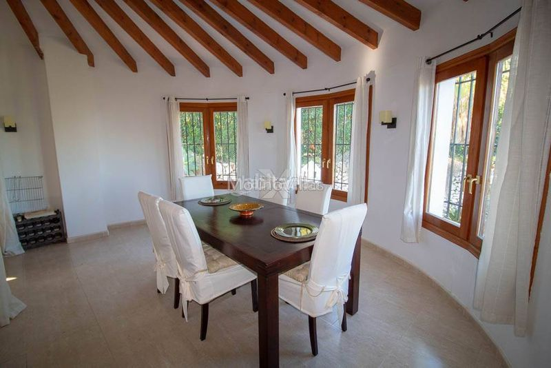 Foto 21456-img47-2536. Casa private villa for sale monte with communal tennis courts en Pego