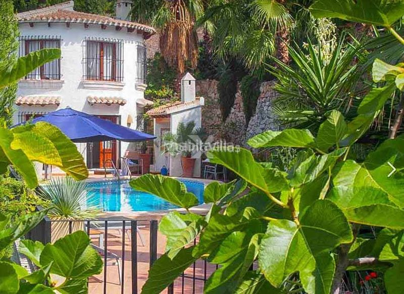 Foto 21456-img47-2538. Casa private villa for sale monte with communal tennis courts en Pego