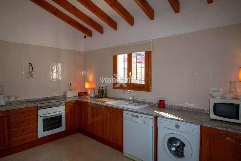 Foto 21456-img47-2540. Casa private villa for sale monte with communal tennis courts en Pego