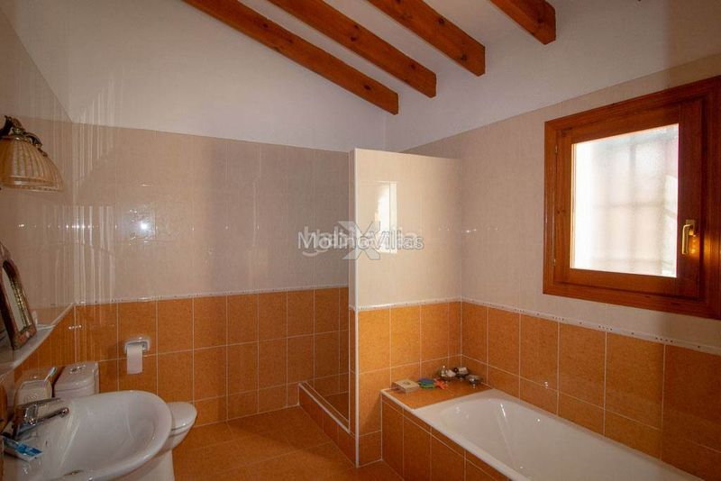 Foto 21456-img47-2542. Casa private villa for sale monte with communal tennis courts en Pego