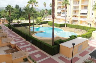Location Appartement  Centro de denia. Apartamento en denia